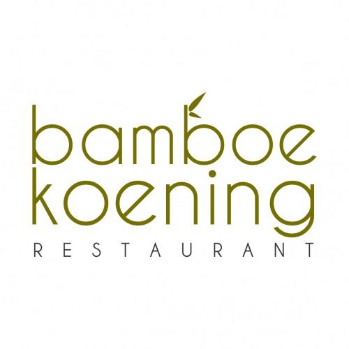 bamboe koening White Background